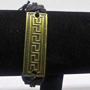 New unisex Leather Bracelet